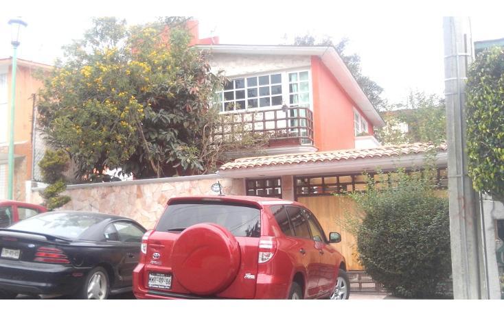 Foto de casa en renta en cerrada de tilos 31 , lomas de san mateo, naucalpan de juárez, méxico, 1697156 No. 01