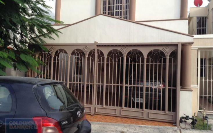 Foto de casa en renta en cerrada del framboyan, cerradas de anáhuac 4to sector, general escobedo, nuevo león, 2035664 no 01
