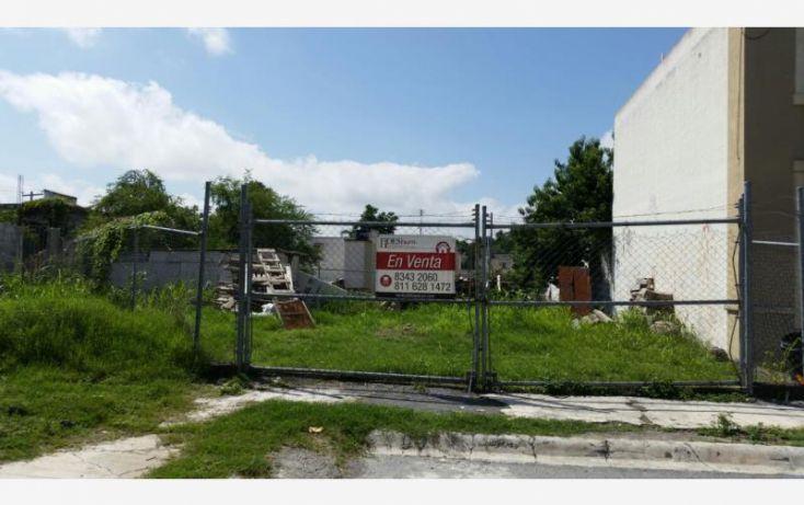 Foto de terreno habitacional en venta en cerrada del parque sur, 3 caminos, guadalupe, nuevo león, 1021645 no 01