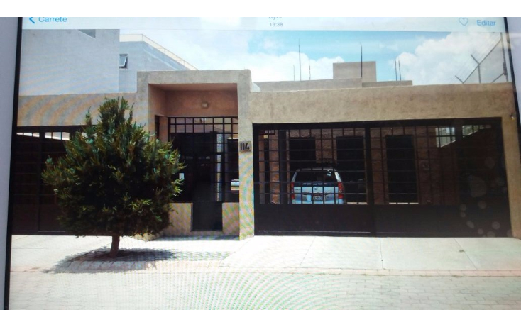 Foto de casa en venta en  , cerrada del valle, aguascalientes, aguascalientes, 1971858 No. 01