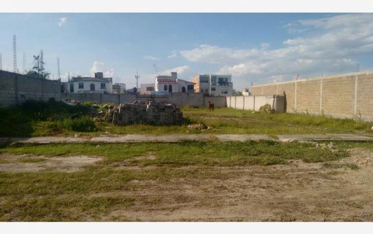 Foto de terreno habitacional en venta en cerrada encinos 8, bellas artes, puebla, puebla, 1076197 no 03