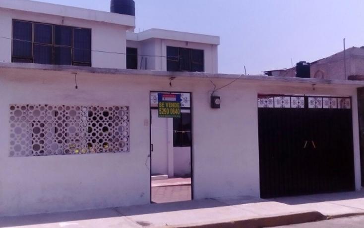 Foto de casa en venta en cerrada francisco gonzalez bocanegra , héroes de la independencia, ecatepec de morelos, méxico, 1521833 No. 01