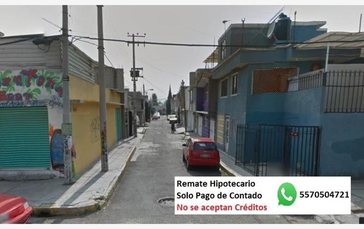 Foto de casa en venta en cerrada golondrinas 1, rinconada de aragón, ecatepec de morelos, méxico, 1826594 No. 01
