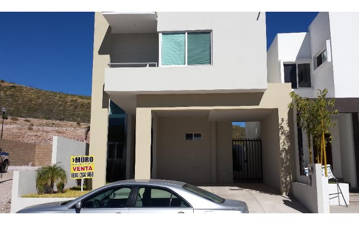 Foto de casa en venta en  , cerrada la cantera, chihuahua, chihuahua, 1188099 No. 01