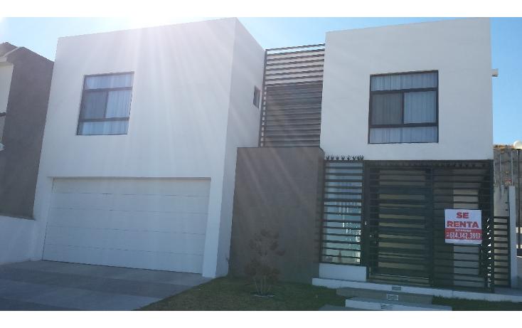 Foto de casa en renta en  , cerrada la cantera, chihuahua, chihuahua, 1274671 No. 01