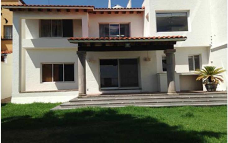 Foto de casa en venta en cerrada loma de querétaro 38, loma dorada, querétaro, querétaro, 1024325 No. 01