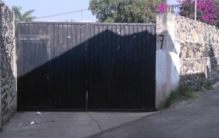 Foto de terreno habitacional en renta en cerrada martinez de castro , san mateo xalpa, xochimilco, distrito federal, 1494201 No. 03