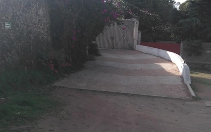 Foto de terreno habitacional en renta en cerrada martinez de castro , san mateo xalpa, xochimilco, distrito federal, 1494201 No. 04