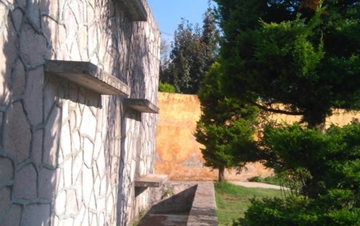 Foto de terreno habitacional en renta en cerrada martinez de castro , san mateo xalpa, xochimilco, distrito federal, 1494201 No. 08