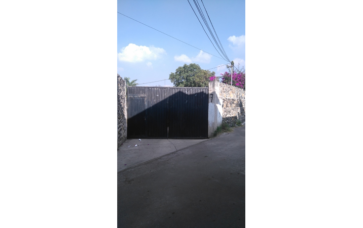 Foto de terreno comercial en renta en cerrada martinez de castro , san mateo xalpa, xochimilco, distrito federal, 1494343 No. 02