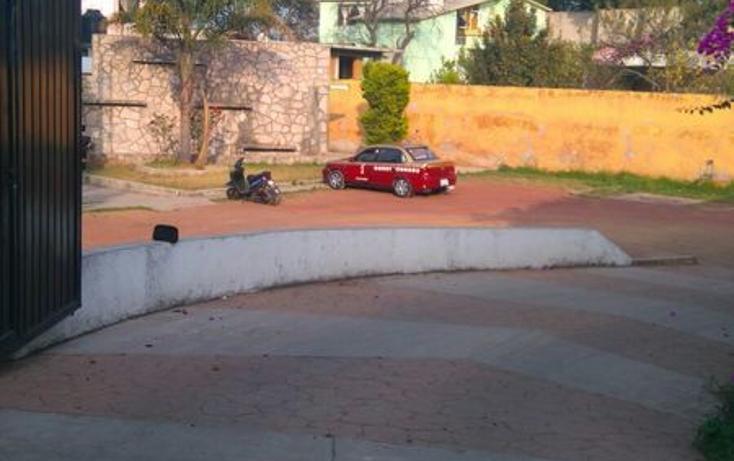 Foto de terreno comercial en renta en cerrada martinez de castro , san mateo xalpa, xochimilco, distrito federal, 1494343 No. 14