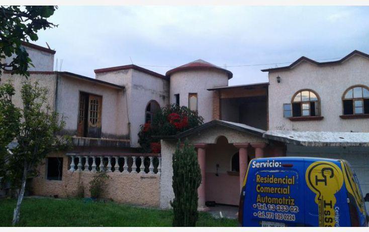 Foto de casa en venta en cerrada pino suarez 7, la cruz, tezontepec de aldama, hidalgo, 1576668 no 01