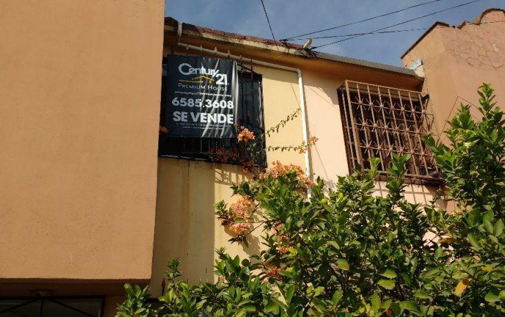 Foto de casa en venta en cerrada san juan mz 01, lt 06, cond 30 viv 6b, exhacienda san felipe 1a sección, coacalco de berriozábal, estado de méxico, 1718968 no 01