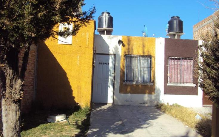 Foto de casa en venta en cerrada villa hermosa 1, villas de san felipe, san francisco de los romo, aguascalientes, 2819310 No. 01