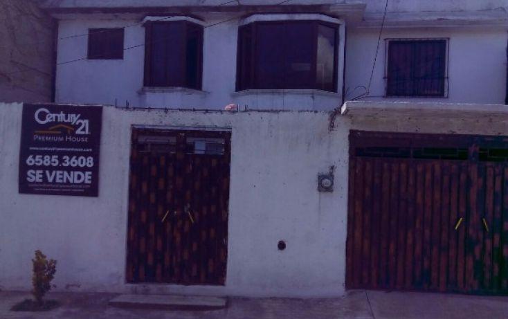 Foto de casa en venta en cerrada yanga sn, independencia 1a sección, nicolás romero, estado de méxico, 1715938 no 01