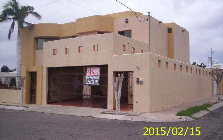 Foto de casa en venta en  131, las glorias, hermosillo, sonora, 573117 No. 02