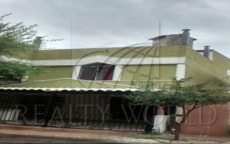 Foto de casa en venta en  , cerradas de anáhuac 1er sector, general escobedo, nuevo león, 1502817 No. 01