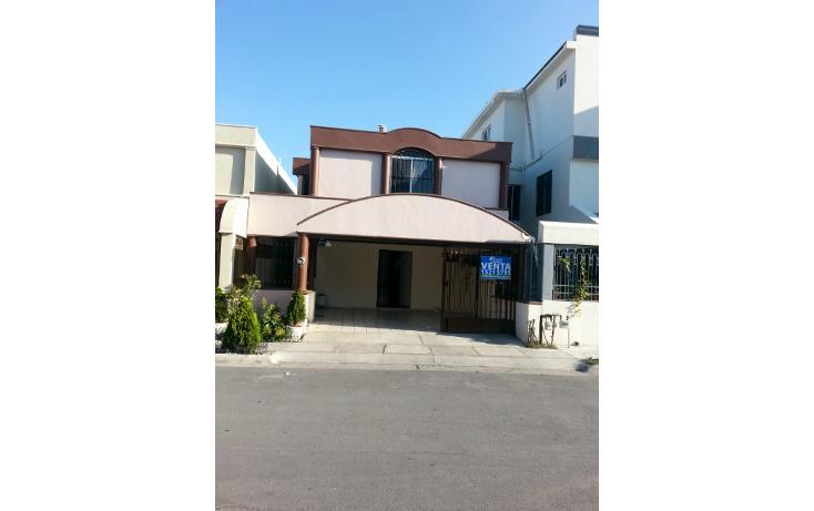 Foto de casa en venta en  , cerradas de anáhuac 4to sector, general escobedo, nuevo león, 1105923 No. 01