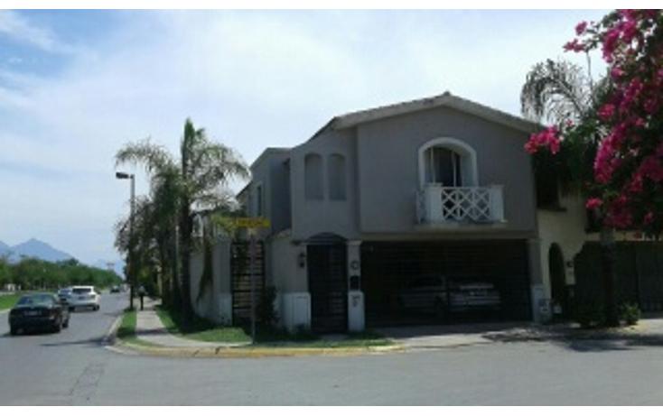 Foto de casa en venta en  , cerradas de anáhuac 4to sector, general escobedo, nuevo león, 1832618 No. 01