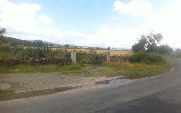 Foto de terreno habitacional en venta en  , cerrito, zapotlán de juárez, hidalgo, 1369123 No. 06
