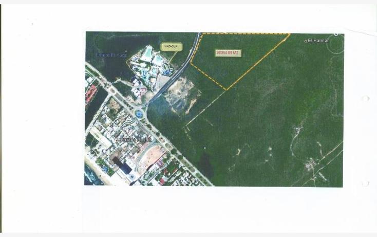 Foto de terreno habitacional en venta en  , cerritos resort, mazatlán, sinaloa, 385878 No. 01