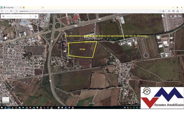 Foto de terreno comercial en venta en  , cerritos, silao, guanajuato, 1677656 No. 01