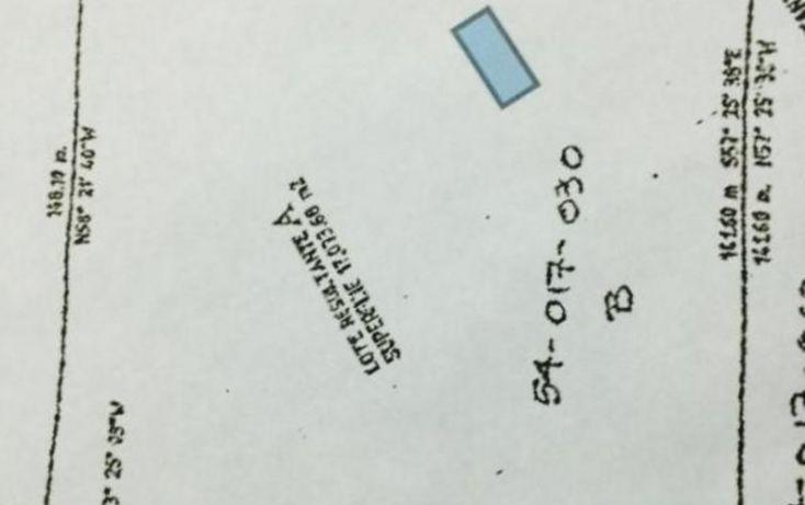 Foto de terreno habitacional en venta en, cerro azul, guadalupe, nuevo león, 1396663 no 09