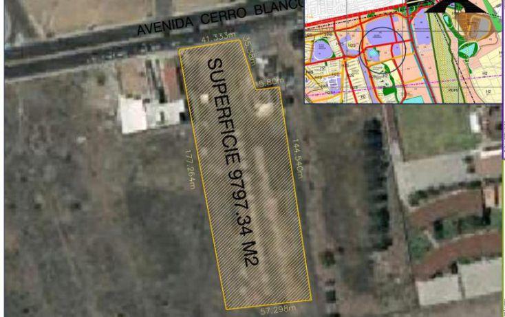 Foto de terreno comercial en venta en cerro blanco 1, colinas del cimatario, querétaro, querétaro, 1433927 no 03