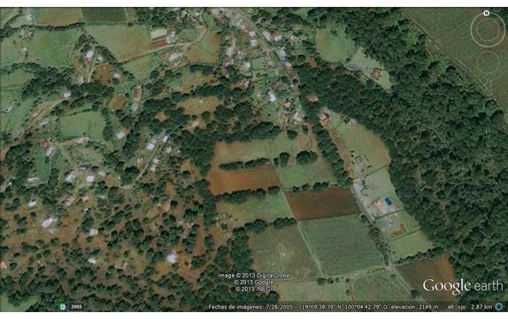 Foto de terreno habitacional en venta en cerro colorado , cerro colorado, valle de bravo, méxico, 829503 No. 02