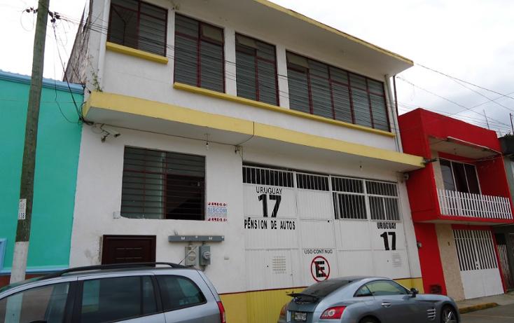Foto de edificio en venta en  , cerro colorado, xalapa, veracruz de ignacio de la llave, 1243391 No. 01