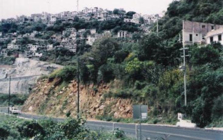 Foto de terreno habitacional en venta en cerro de bermejo, la misión, taxco de alarcón, guerrero, 287102 no 01