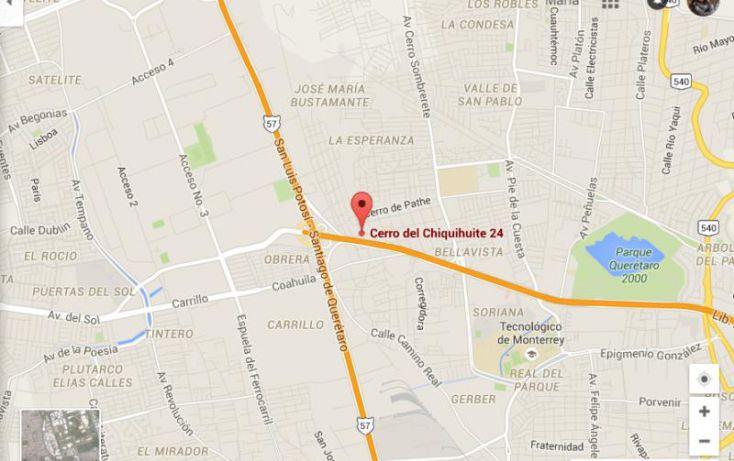 Foto de bodega en renta en cerro de chiquihuite 24, las américas, querétaro, querétaro, 1422915 no 02