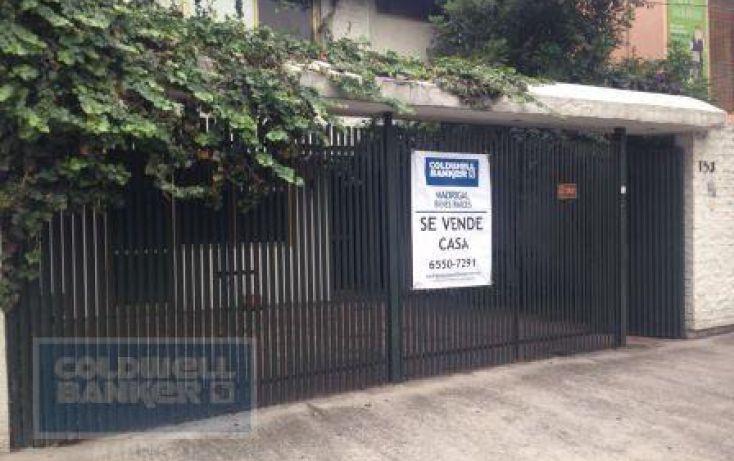 Foto de casa en venta en cerro de jess 153, campestre churubusco, coyoacán, df, 1950090 no 01