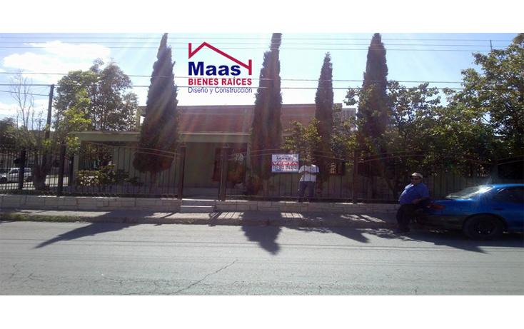 Foto de casa en venta en  , cerro de la cruz, chihuahua, chihuahua, 1674666 No. 01