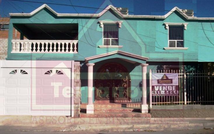 Foto de casa en venta en  , cerro de la cruz, chihuahua, chihuahua, 571408 No. 01
