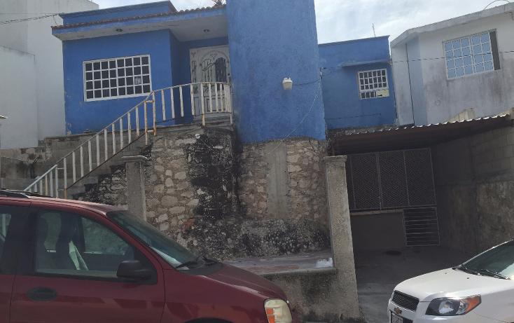 Foto de casa en venta en  , cerro de la eminencia, campeche, campeche, 1718292 No. 01