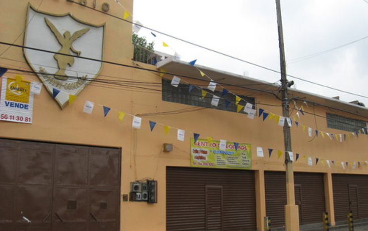 Foto de edificio en venta en  , cerro de la estrella, iztapalapa, distrito federal, 1071041 No. 01