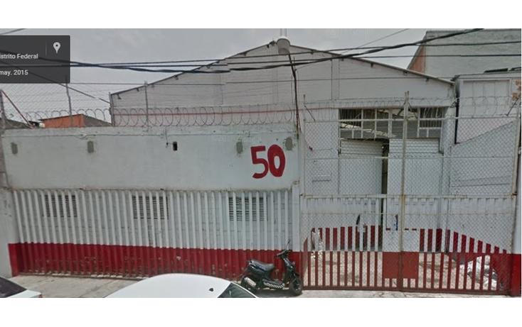 Foto de bodega en renta en  , cerro de la estrella, iztapalapa, distrito federal, 1223479 No. 01