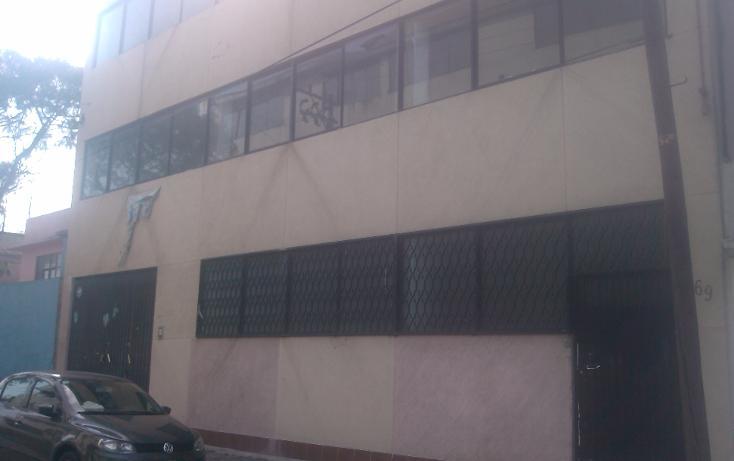 Foto de edificio en venta en  , cerro de la estrella, iztapalapa, distrito federal, 1608108 No. 01