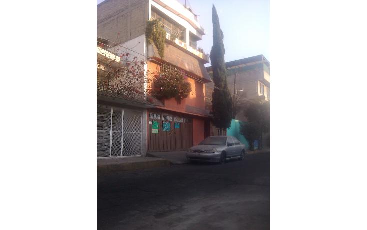 Foto de casa en venta en  , cerro de la estrella, iztapalapa, distrito federal, 1661114 No. 02