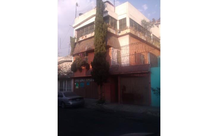 Foto de casa en venta en  , cerro de la estrella, iztapalapa, distrito federal, 1661114 No. 04
