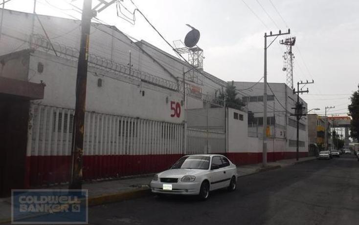 Foto de nave industrial en renta en  , cerro de la estrella, iztapalapa, distrito federal, 1863422 No. 01