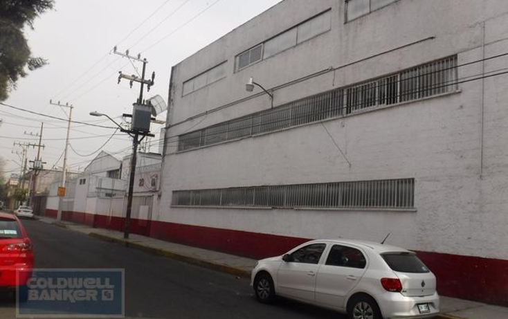 Foto de nave industrial en venta en  , cerro de la estrella, iztapalapa, distrito federal, 1863426 No. 01