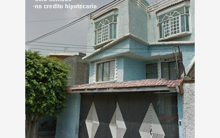 Foto de casa en venta en  , cerro de la estrella, iztapalapa, distrito federal, 538643 No. 02