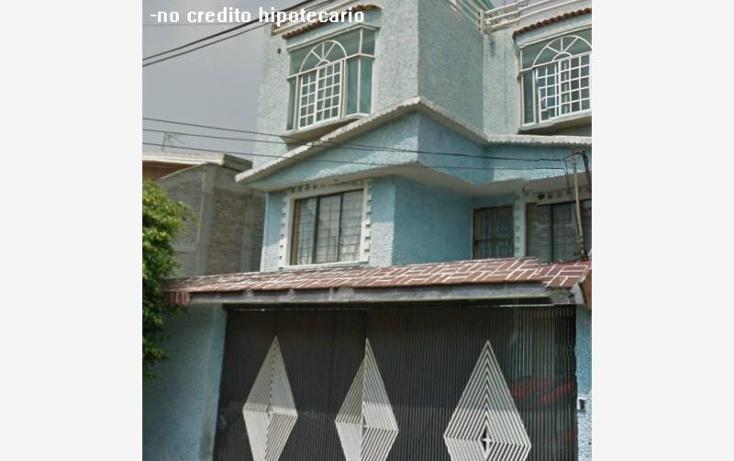 Foto de casa en venta en  , cerro de la estrella, iztapalapa, distrito federal, 538643 No. 04