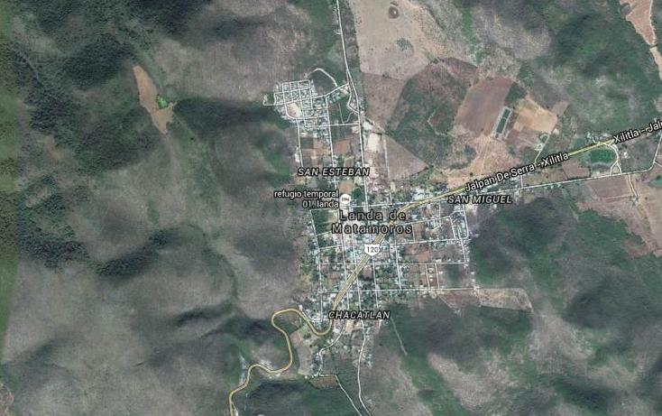 Foto de terreno comercial en venta en  , cerro de san agustín, landa de matamoros, querétaro, 1549516 No. 01