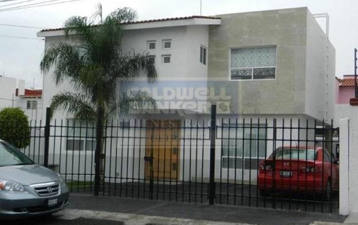 Foto de casa en venta en cerro del borrego , juriquilla privada, querétaro, querétaro, 520580 No. 01