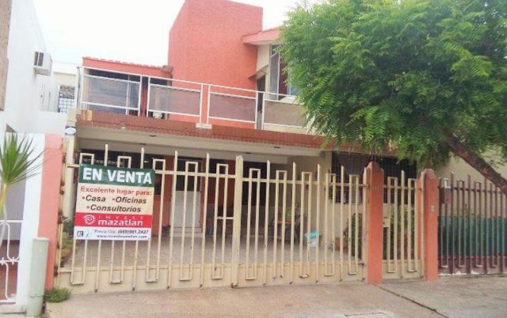 Foto de casa en venta en cerro del cubilete 141, lomas de mazatlán, mazatlán, sinaloa, 1083361 no 01