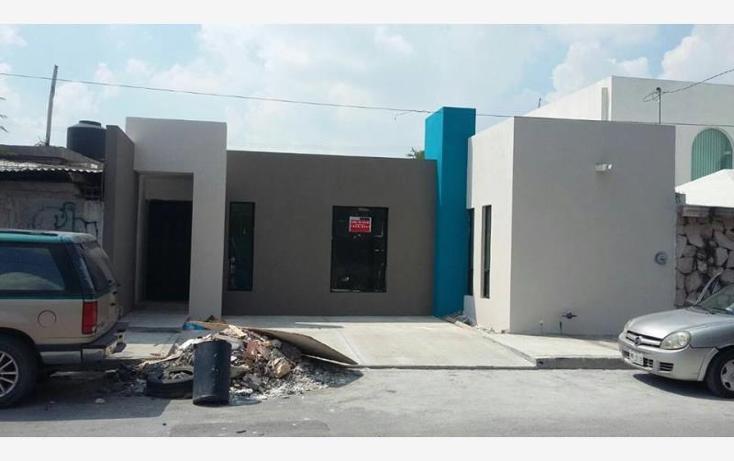 Foto de casa en venta en cerro del cubilete 904, las malvinas, general escobedo, nuevo león, 2752818 No. 01