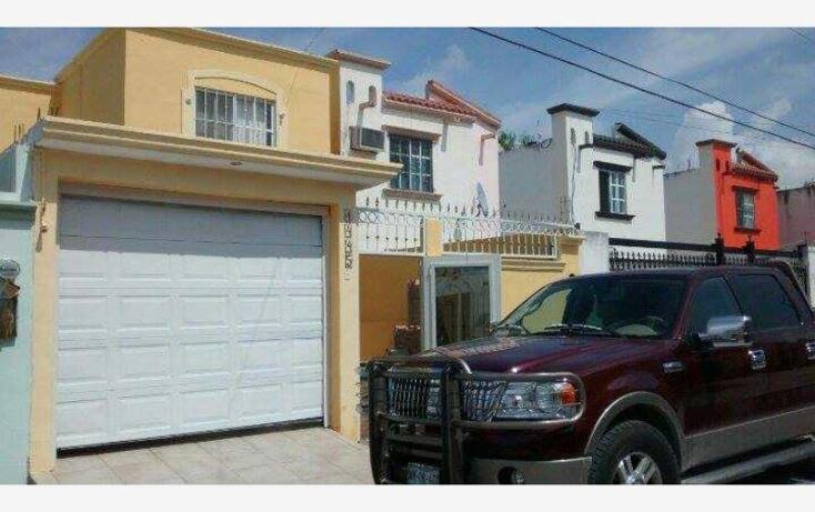 Foto de casa en venta en cerro del obispado 1445, las fuentes, reynosa, tamaulipas, 1382349 No. 01